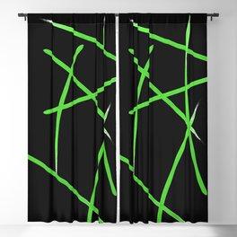 Blades of Grass Blackout Curtain
