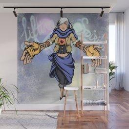 Free Hugs! Wall Mural
