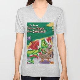 Dr. Seuss Unisex V-Neck