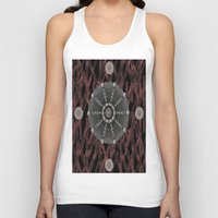 celtic Tank Tops featuring Celtic Pattern by Pepita Selles