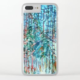 Enniskillen Public School -- Community Creation Clear iPhone Case