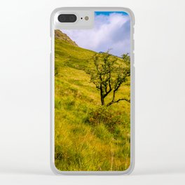 The tree guards Clear iPhone Case