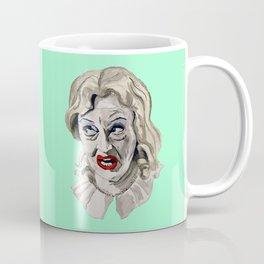 Whatever Happened To Baby Jane? Green Coffee Mug