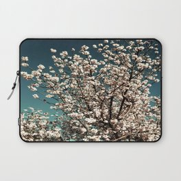 Winter Blossoms Laptop Sleeve