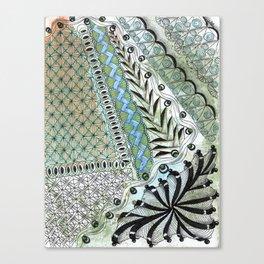 Patchop Canvas Print