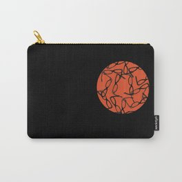 Hipster Bloodbath Carry-All Pouch