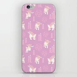 The Kids Are Alright - Pastel Pinks iPhone Skin