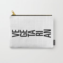 Vegetarian Carry-All Pouch