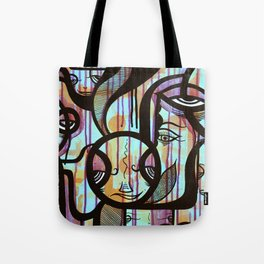 The Tribe Tote Bag