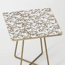 Beech Mushrooms Side Table
