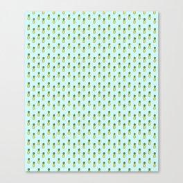Pineapples 3.0 Canvas Print
