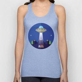 UFO Unisex Tank Top