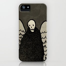 Death Angel iPhone Case