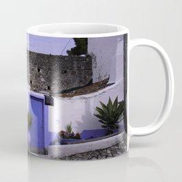 Home in Nazare Coffee Mug