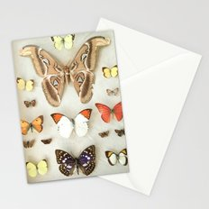 Butterflies and Moths Stationery Cards