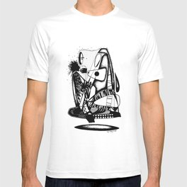 What you hold - Emilie Record T-shirt