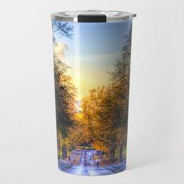 Greenwich Park London Travel Mug