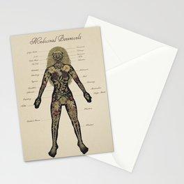 Medicinal Botanicals Stationery Cards