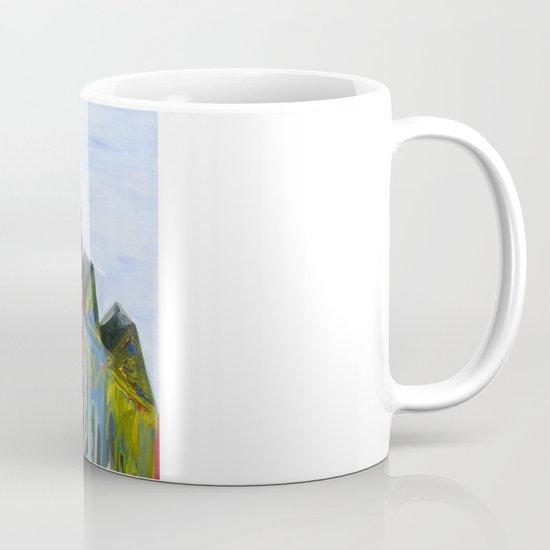 Rainbow Row Mug