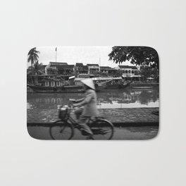 Vietnam's bycicle Bath Mat