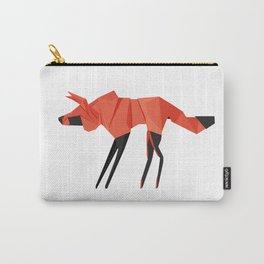 Origami Hyena Carry-All Pouch