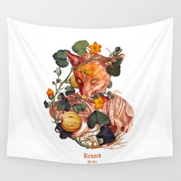 Renard the Fox Wall Tapestry