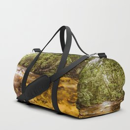 Forest Panorama Duffle Bag