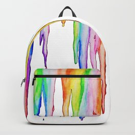 Colorful Icicles Backpack
