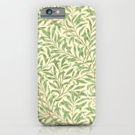 "William Morris ""Willow Bough"" iPhone Case"