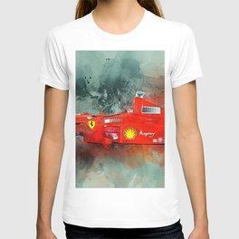 F1 Sports Car T-shirt
