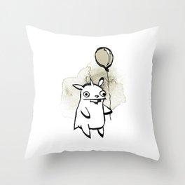 minima - lülle Throw Pillow