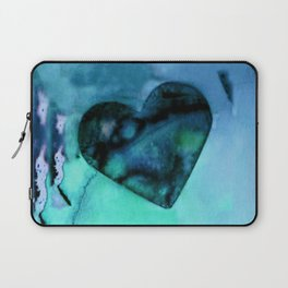 Heart Dreams 2I by Kathy Morton Stanion Laptop Sleeve
