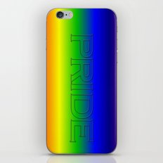 Pride. iPhone & iPod Skin