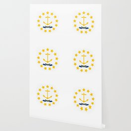 Rhode Island State Flag Wallpaper