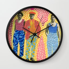 Walkers Wall Clock