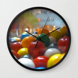 Big Bubbles Wall Clock