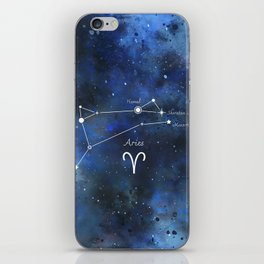 Aries iPhone Skin