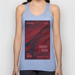 Cherry Kush Unisex Tank Top