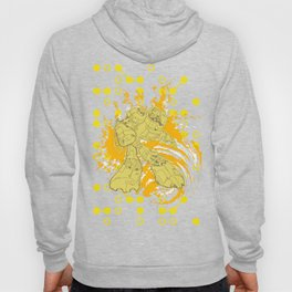 i'll conquer the World #5 Hoody