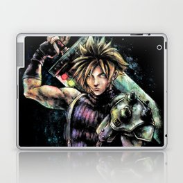 Hero of the Lifestream Laptop & iPad Skin