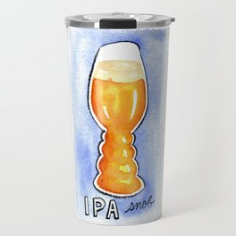 IPA Snob Travel Mug