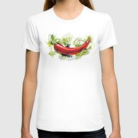 vietnam T-shirts featuring Vietnam Chilli by Vietnam T-shirt Project