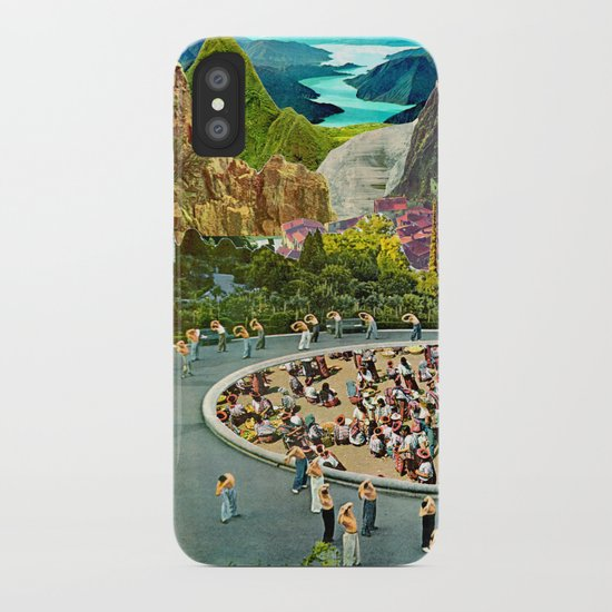 City Center iPhone Case