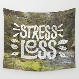 Stress Less Wall Tapestry