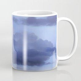 Cruising over the beach Coffee Mug