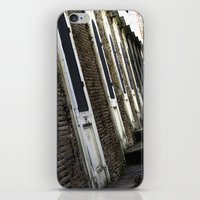doors iPhone & iPod Skins featuring Doors by Photohn Photography
