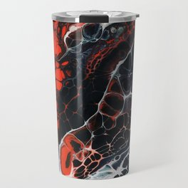 Red Cells Travel Mug