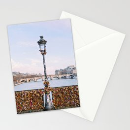 Love Locks - Paris Photography Stationery Cards