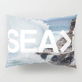 SEA>i | HEAVEN'S POINT Pillow Sham