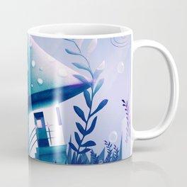 Magic Mush Room - Pattern Coffee Mug